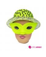 Antifaz o máscara Neon