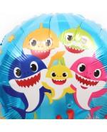 Baby Shark Kit de globos