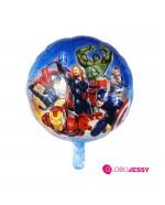 Antman (hombre hormiga) Marvel Kit x 5 globos