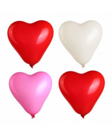Globos de Latex forma Corazón