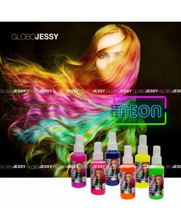 Spray de cabello Neón
