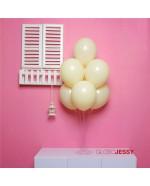 """Kit de globos color Pastel 9"""""""