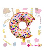 Globo forma de Donuts