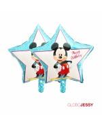 Kit de 5 globos Mickey Mouse